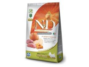 ND Grain Free Canine Pumpkin Boar Adult Mini