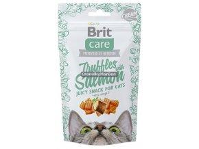 Brit Care Cat Snack Truffles Salmon