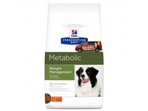 Hills canine diet metabolic weight management